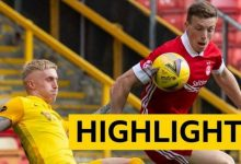 Photo of Regarder: Aberdeen retarde le combat de Livingston