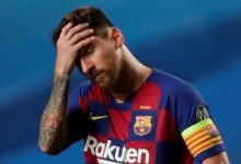 Photo of Lionel Messi remet une demande de transfert à Barcelone