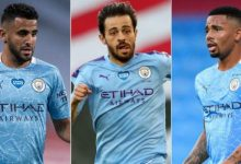 Photo of Man City: Riyad Mahrez, Bernardo Silva et Gabriel Jesus resteront au club