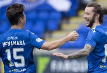 Photo of St Johnstone 1-0 St Mirren: Stevie May scelle la victoire des hôtes