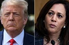 Photo of Trump lance une attaque sans fondement contre Kamala Harris