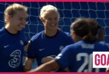 Photo of WSL: Pernille Harder marque son premier but WSL pour Chelsea contre Bristol City