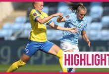 Photo of WSL: Manchester City Women 0-0 Brighton & Hove Albion Women – faits saillants