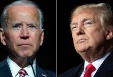 Photo of Vues en temps réel de la grande confrontation Trump-Biden