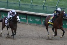 Photo of Authentic remporte le Kentucky Derby