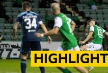 Photo of Faits saillants: Hibernian 3-2 Hamilton Academical