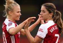 Photo of Super League féminine: Brighton & Hove Albion 0-5 Arsenal