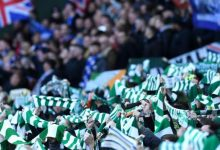 "Photo of Celtic v Rangers: "" Le maelström habituel manque, mais Old Firm excite toujours """