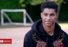 Photo of Repas scolaires gratuits: Marcus Rashford reçoit le City of Manchester Award