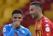 Photo of Benevento 1-2 Napoli: Lorenzo Insigne annule le but de son frère Roberto