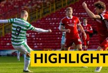 Photo of Faits saillants: Aberdeen 3-3 Celtic, Premiership écossaise