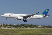 Photo of Air Namibia reprend ses vols vers l'Afrique du Sud