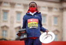 Photo of La Kenyane Brigid Kosgei remporte le marathon de Londres et conserve son titre