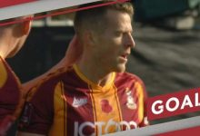 Photo of FA Cup: le but brillant de Billy Clarke donne une seconde à Bradford City contre les Tonbridge Angels