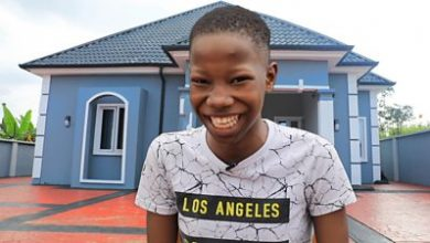 Photo of Nigeria: Emmanuella, star de YouTube de Mark Angel Comedy, a construit une maison pour ses parents