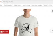 "Photo of Etsy désolé alors que le t-shirt "" Camp Auschwitz "" suscite la fureur"