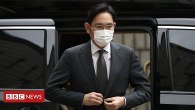 Photo of Lee Jae Yong: un héritier de Samsung condamné à une peine de prison pour scandale de corruption