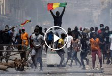 Photo of L'arrestation d'un chef de l'opposition suscite des manifestations au Sénégal